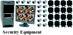 CS-DVR16CH 16 Channel Wired Digital Video Recording Surveillance System